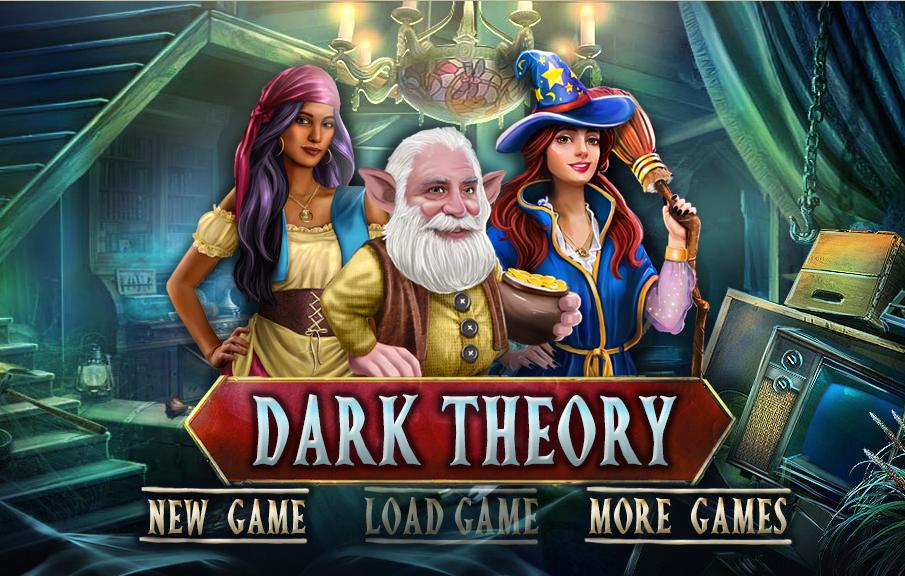 Image Dark Theory