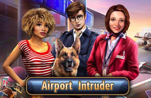 Image Airport Intruder