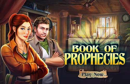 Image Book of Prophecies