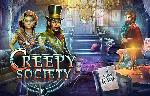Image Creepy Society