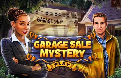 Image Garage Sale Mystery