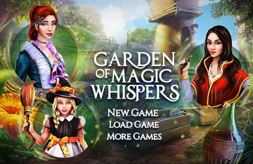 Image Garden of Magic Whispers