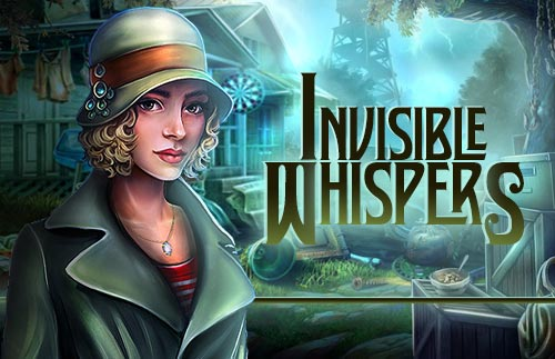 Image Invisible Whispers