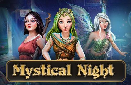 Image Mystical Night