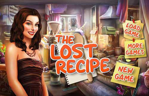 Image The Lost Recipe